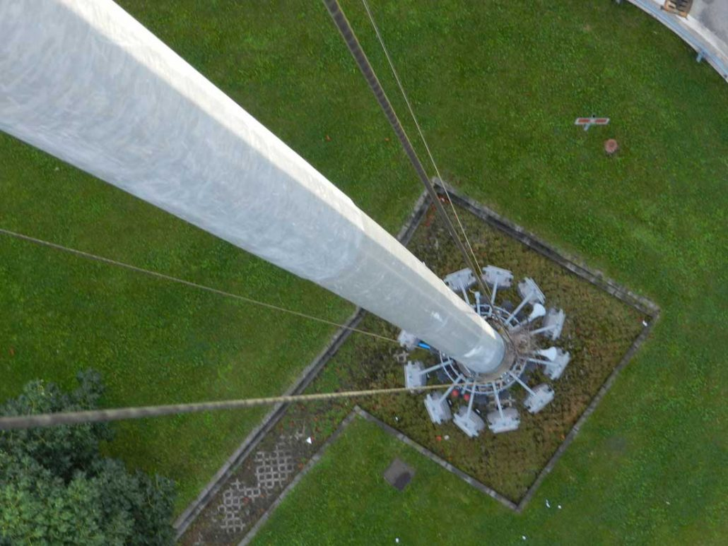 manutenzione meccanica periodica torre faro