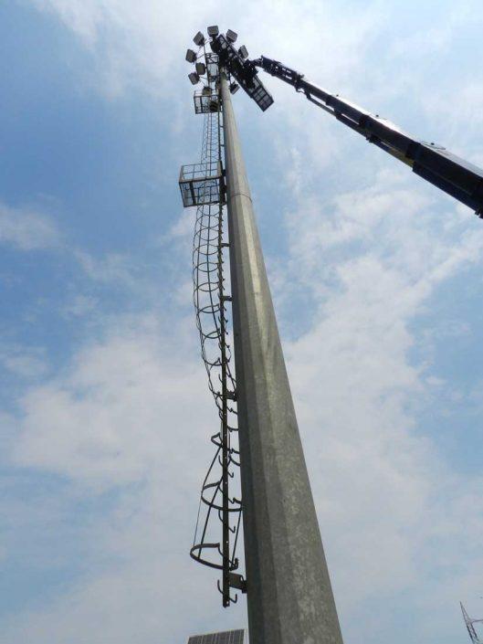 manutenzione quinquennale torre faro