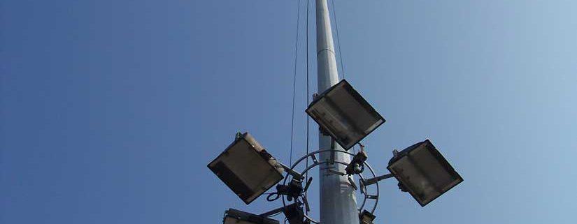 sicurezza meccanica torre faro